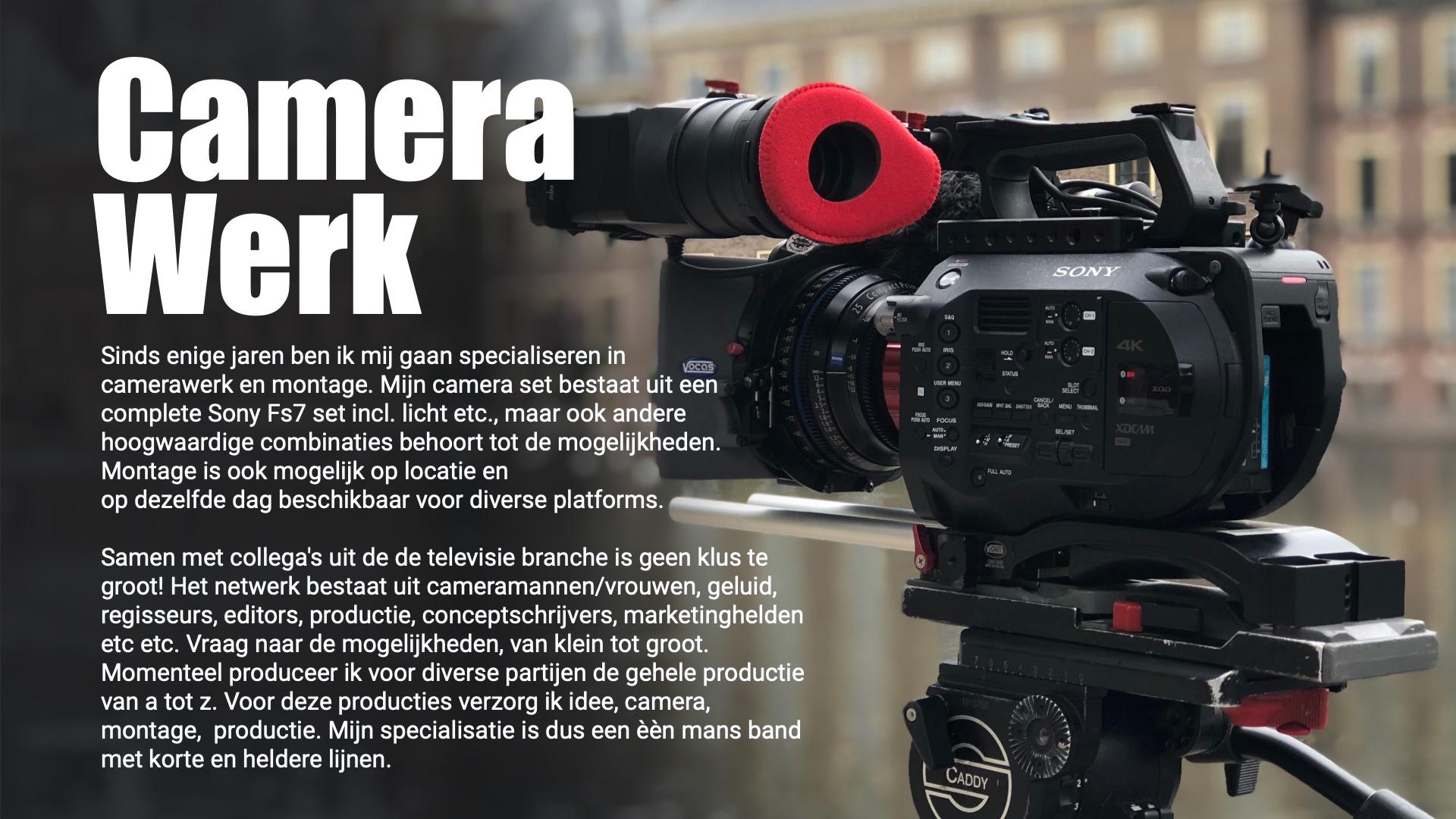 camerawerk pagina website misha
